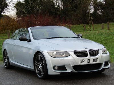 BMW 3 Series Convertible 2.0 320d Sport Plus 2dr