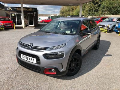 Citroen C4 Cactus Hatchback 1.2 PureTech Feel Edition 5dr