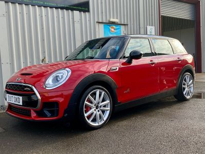 MINI Clubman Estate 2.0 John Cooper Works Auto ALL4 (s/s) 6dr