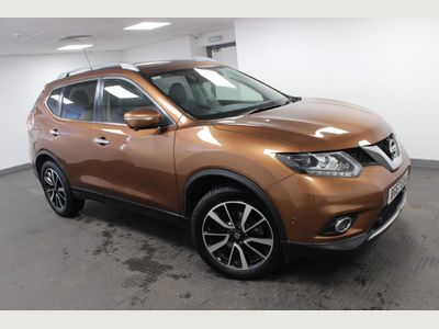 Nissan X-Trail SUV 1.6 dCi Tekna SE 4WD (s/s) 5dr