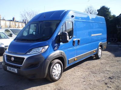 Fiat Ducato Panel Van 3.0 MultiJet Power 35 Maxi LX H2 EU5 5dr