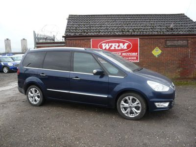 Ford Galaxy MPV 2.0 TDCi Titanium X Powershift 5dr