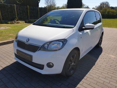 SKODA Citigo Hatchback 1.0 MPI Colour Edition 3dr