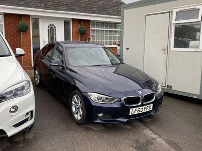 BMW 3 Series Saloon 3.0 330d SE Sport Auto xDrive (s/s) 4dr
