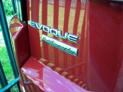Land Rover Range Rover Evoque SUV 2.0 SD4 Autobiography Auto 4WD (s/s) 5dr