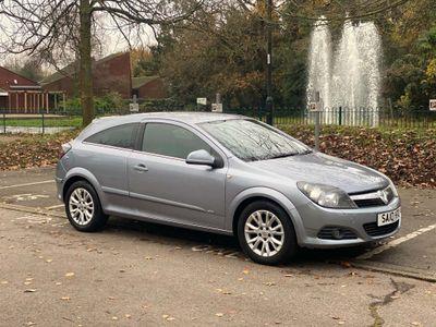Vauxhall Astra Hatchback 1.4 i 16v SRi Sport Hatch 3dr