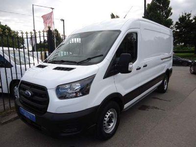 Ford Transit Panel Van 2.0 350 EcoBlue Leader FWD L3 H2 EU6 (s/s) 5dr