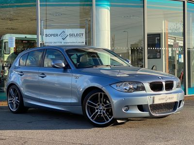 BMW 1 Series Hatchback 2.0 116i Performance Edition 5dr