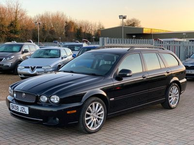 Jaguar X-Type Estate 2.2 D DPF S 5dr