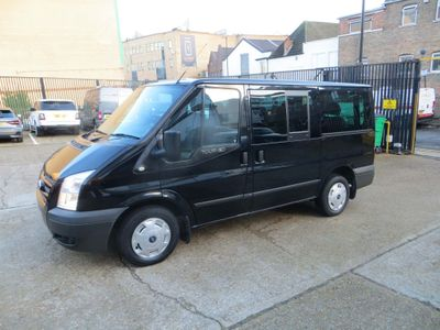 Ford Tourneo Custom Other 2.2 TDCi 300 Trend Low Roof Bus L 5dr (8 Seats, LWB)
