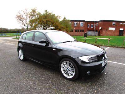 BMW 1 Series Hatchback 2.0 120i M Sport 5dr