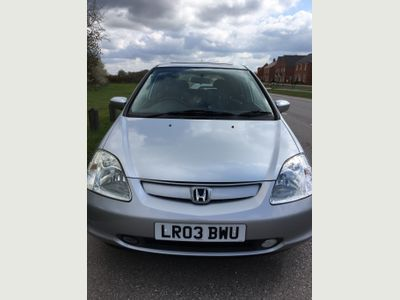 Honda Civic Hatchback 1.6 i-VTEC SE Executive Limited Edition 5dr