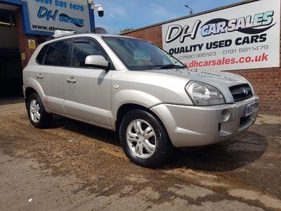 Hyundai TUCSON SUV 2.0 CRTD Limited 4WD 5dr