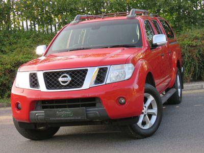 Nissan Navara Pickup 2.5 dCi Tekna Double Cab Pickup 4dr (EU5)