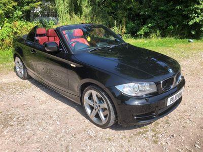 BMW 1 Series Convertible 2.0 123d SE 2dr