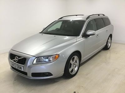 Volvo V70 Estate 1.6 TD SE Powershift 5dr