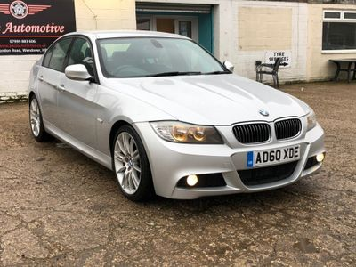 BMW 3 Series Saloon 3.0 325d M Sport 4dr