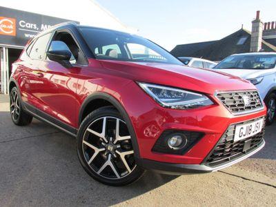 SEAT Arona SUV 1.0 TSI FR Sport DSG (s/s) 5dr