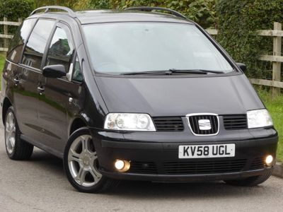 SEAT Alhambra MPV 2.0 TDI Stylance 5dr