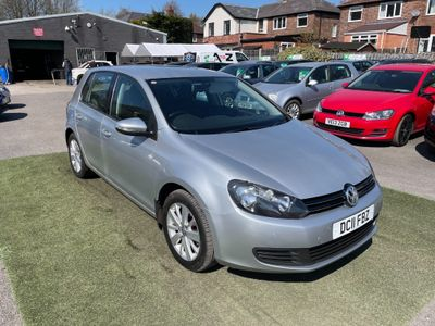 Volkswagen Golf Hatchback MATCH TDI 1.6