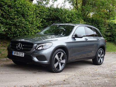 Mercedes-Benz GLC Class SUV 2.0 GLC250 Urban Edition G-Tronic+ 4MATIC (s/s) 5dr