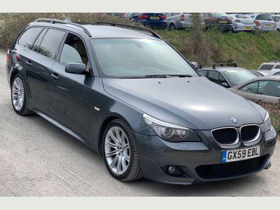 BMW 5 Series Estate 2.0 520d M Sport Business Edition Touring 5dr