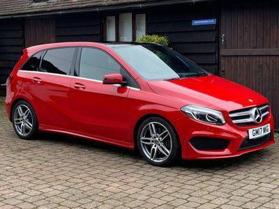 Mercedes-Benz B Class MPV 2.1 B220d AMG Line (Premium Plus) 7G-DCT 4MATIC (s/s) 5dr