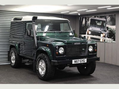 Land Rover Defender 90 SUV 2.5 TD County 4X4 3dr