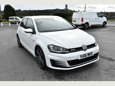Volkswagen Golf Hatchback 2.0 TDI BlueMotion Tech GTD DSG 5dr