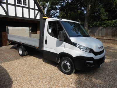 Iveco Daily Dropside 2.3TD 35C13 DROPSIDE WITH TAIL LIFT DRW