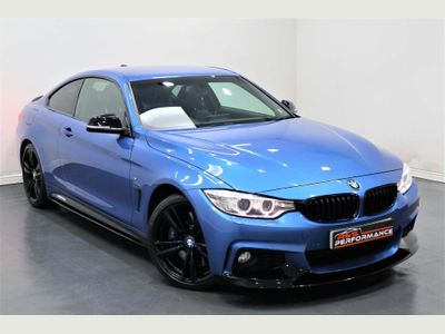 BMW 4 Series Coupe 2.0 428i M Sport Auto 2dr