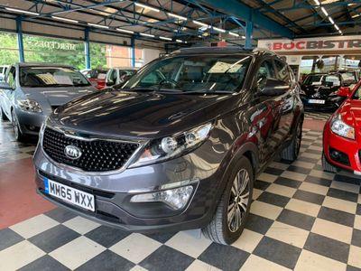 Kia Sportage SUV 1.7 CRDi 4 (s/s) 5dr ISG