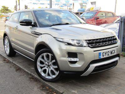 Land Rover Range Rover Evoque SUV 2.0 Si4 Dynamic Lux Coupe Auto 4X4 3dr