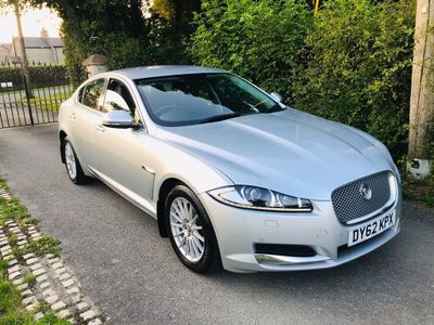 Jaguar XF Saloon 2.2 TD SE Business 4dr
