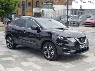 Nissan Qashqai SUV 1.5 dCi N-Connecta DCT Auto (s/s) 5dr