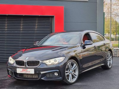 BMW 4 Series Gran Coupe Hatchback 3.0 435d M Sport Gran Coupe Auto xDrive 5dr