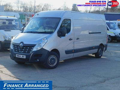 Renault Master Panel Van 2.3DCI 125PS LM35 AUTO CRUISE AIR CON