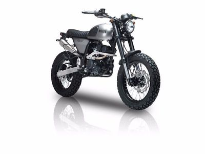 Bullit Motorcycles Hero Trail Bike