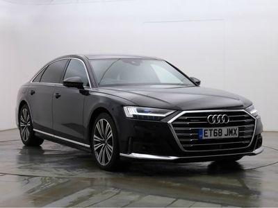Audi A8 Saloon 3.0 TDI V6 50 S line Tiptronic quattro (s/s) 4dr LWB