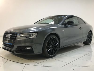 Audi A5 Coupe 2.0 TDI Black Edition Plus Multitronic 2dr