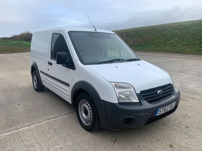 Ford Transit Connect Panel Van 1.8 TDCi T200 Panel Van SWB 4dr DPF