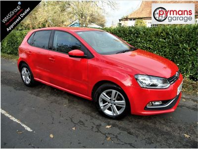 Volkswagen Polo Hatchback 1.2 TSI Match (s/s) 5dr