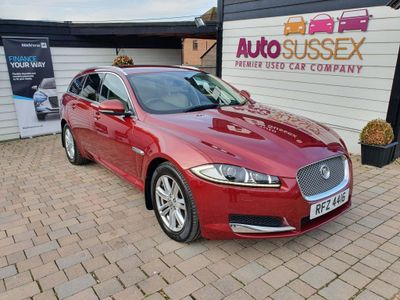 Jaguar XF Estate 3.0 TD V6 Luxury Sportbrake (s/s) 5dr