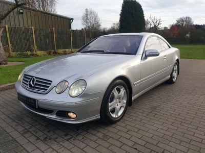Mercedes-Benz CL Coupe 5.0 CL500 2dr