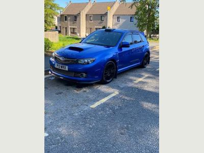 Subaru Impreza Hatchback 2.5 WRX STI Type UK 5dr