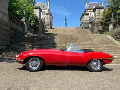Jaguar E-Type Convertible 1965 Jaguar E-Type Series 1 Roadster RHD
