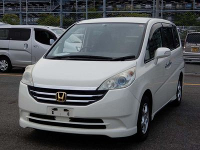 Honda Stepwagon MPV G L HDD NAVI PKG