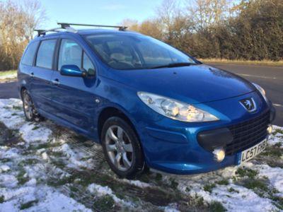 Peugeot 307 SW Estate 1.6 16v SE Tiptronic 5dr