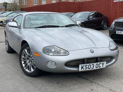 Jaguar XKR Coupe 4.2 Supercharged 2dr