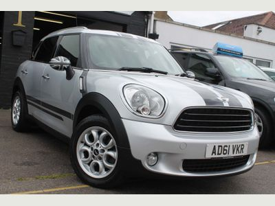 MINI Countryman SUV 1.6 One D (Pepper) 5dr